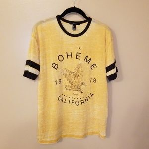 Forever 21 Boheme California 1978 top